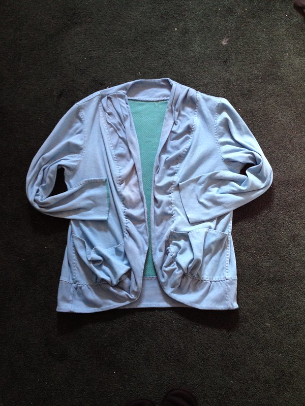 overdyed jacket