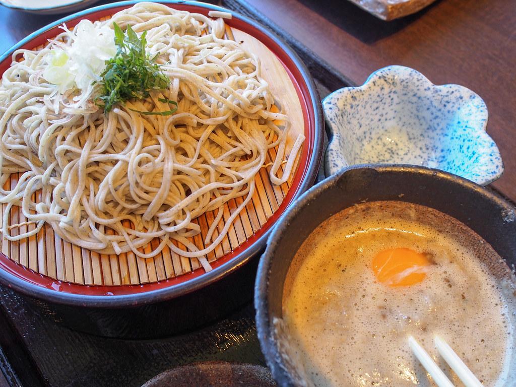 Japanese Soba Noodle