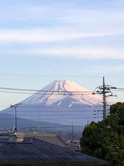 Mt.Fuji 富士山 4/2016