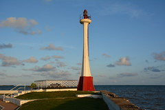 Belize City: Fort George Lighthouse