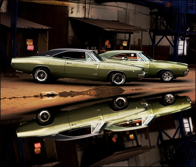 1968 Dodge Charger R/T - Seeing Double IV