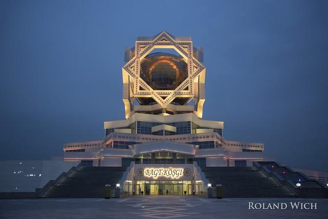 Ashgabat - Bagt Köşgi