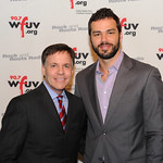WFUV Gala 2013: Bob Costas and Spero Dedes