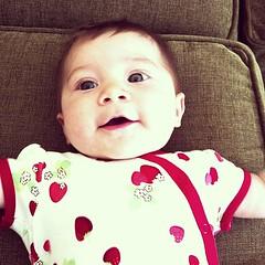 Strawberry baby!!