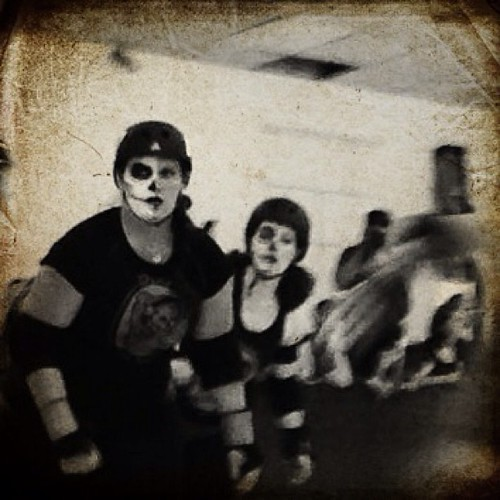 #rollerderby by Ed Bierman