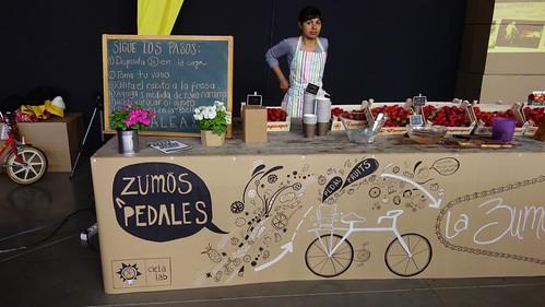 Zumo a pedales