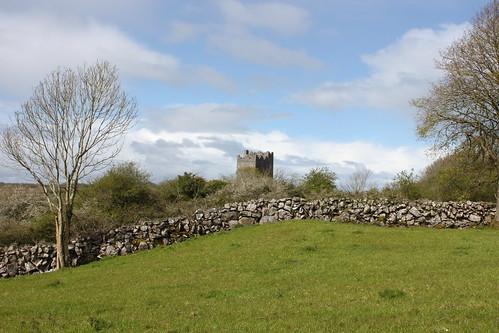 tower castle heritage history abbey landscape clare round burren dysart odea reland