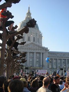 SF Peace Protest