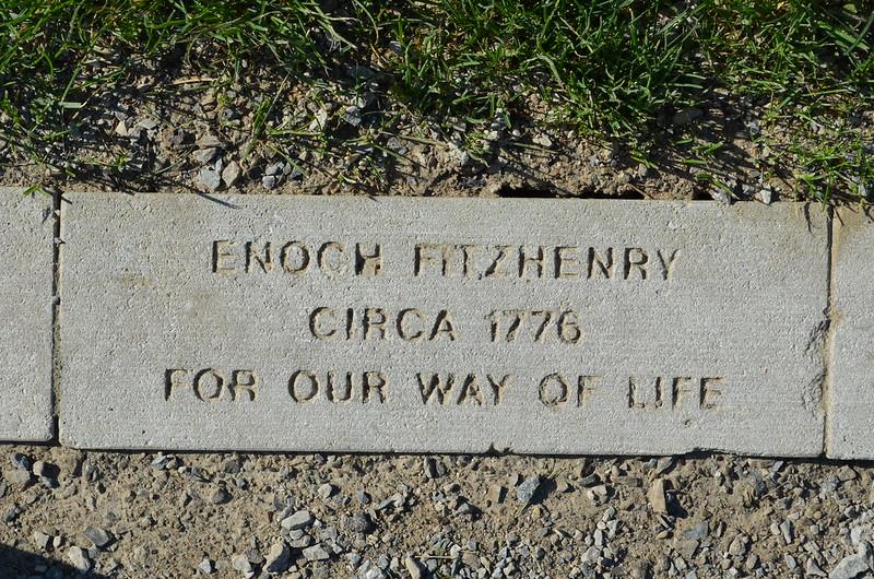 Fitzhenry, Enoch