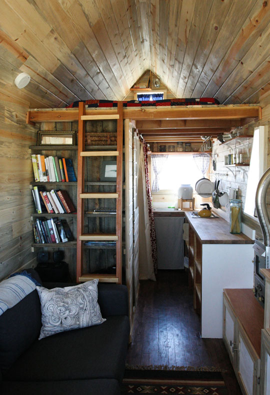 tiny house tour
