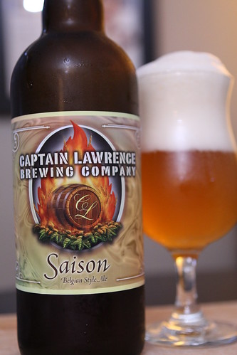 Captain Lawrence Brewing Co. Saison