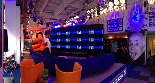 Fan Cave panoramic.