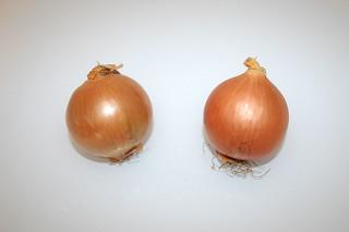 07 - Zutat Zwiebeln / Ingredient onions