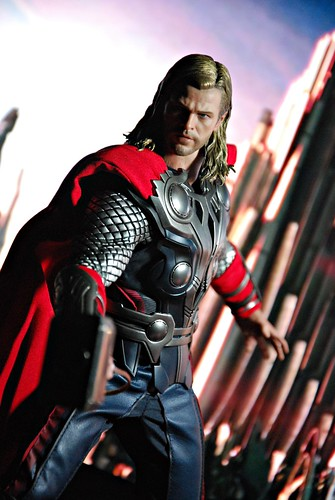 Hot Toys 1/6 Movie Avengers Thor