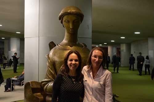 Vereadora Ana Lira representa Rondon no seminário das procuradorias especiais da mulher em Brasília