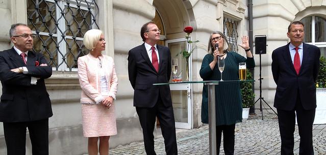 """""""Open House"""" - die Abschieds- und Begrüßungsfeier der VolksanwältInnen"""