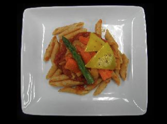 Whole Wheat Penne Pasta with Japanese Cream or Arrabiatta Sauce - ICN
