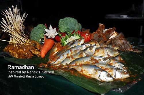 Ramadhan inspired by Nenek's Kitchen at JW Marriott Kuala Lumpur 1
