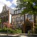 Die Mahlsdorfer Friedrich-Schiller-Grundschule in der Straße an der Schule
