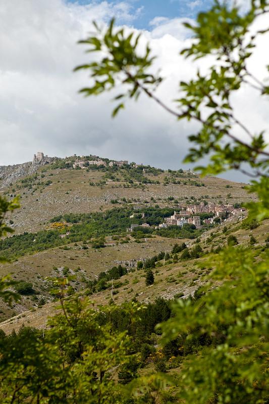 Calascio + Rocca Calascio