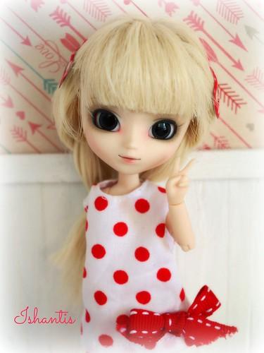 Little pullip Alice + obitsu picco neemo