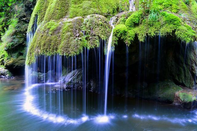 Bigăr Waterfall, Caraș-Severin, Banat, Romania