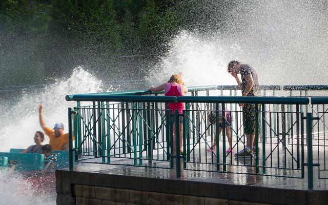 Busch Gardens Williamsburg Splash Time Flickr Photo