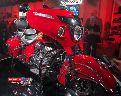 Indian Motorcycles World Reveal