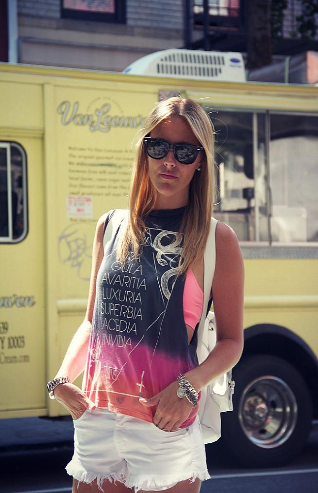 style lover new york V