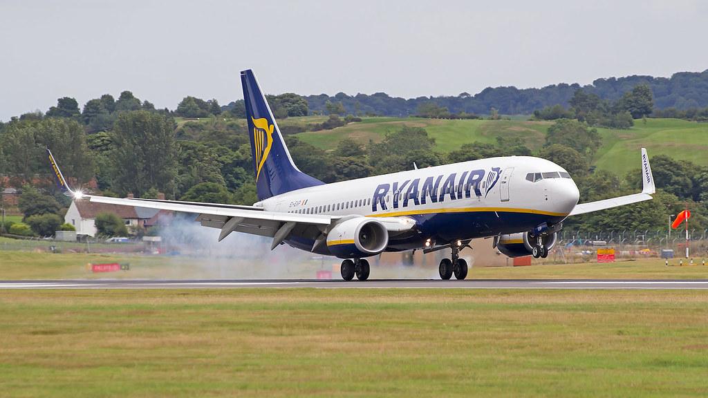 EI-EVP - B738 - Ryanair