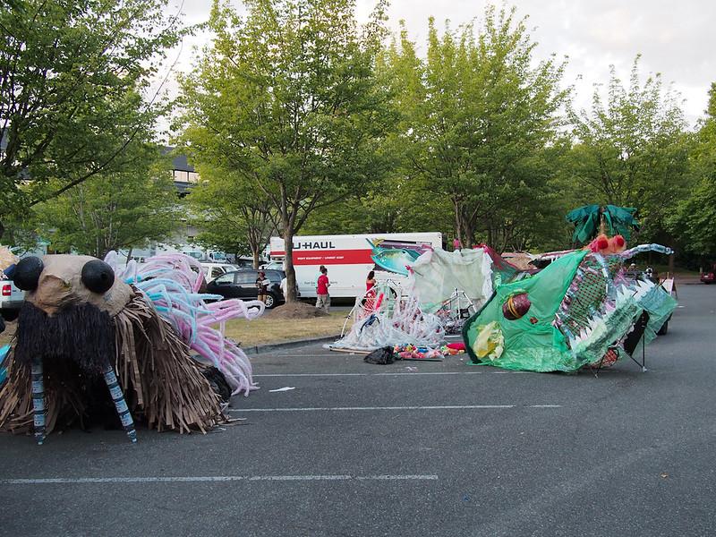 Fremont Solstice Fair 2013
