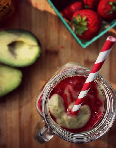 Go berry-cado ! by Fitri D. // Rumah Manis