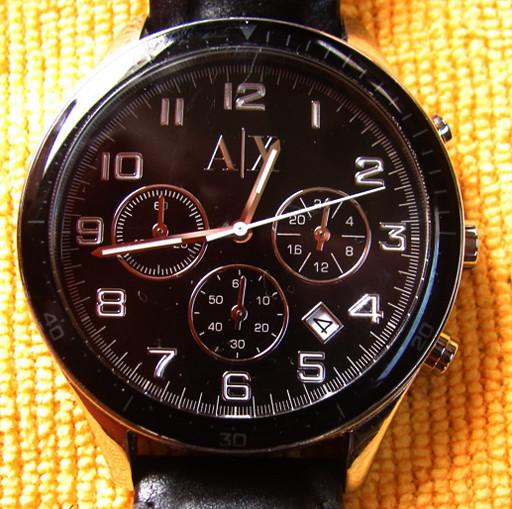 Armani Exchange Cronograph 50 M Mens Watch