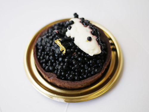 09-13_chocolate caviar tart