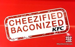 KFC Cheezy Bacon Fest