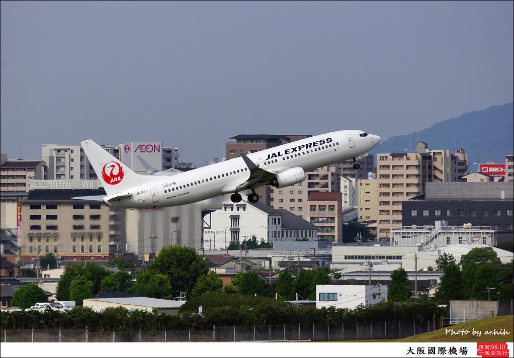 JAL Express - JAL JA347J-007