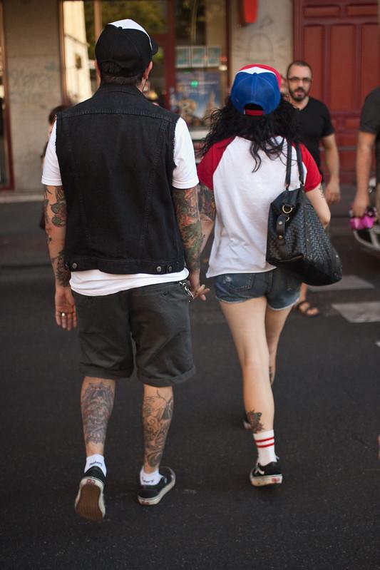 pareja suicida