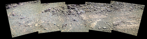 Opportunity sol 3425 PanCam