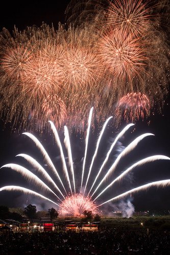 Joso fireworks Display