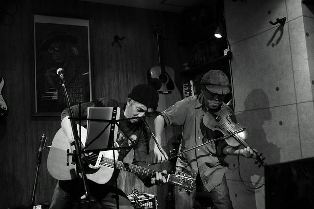 春日善光&石川泰 live at luck-ya, Tokyo, 04 Oct 2013. 147