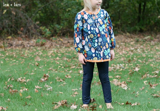 simply sweet tunic