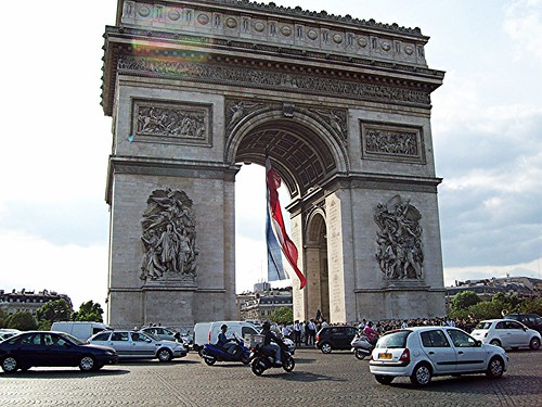 paris arc again