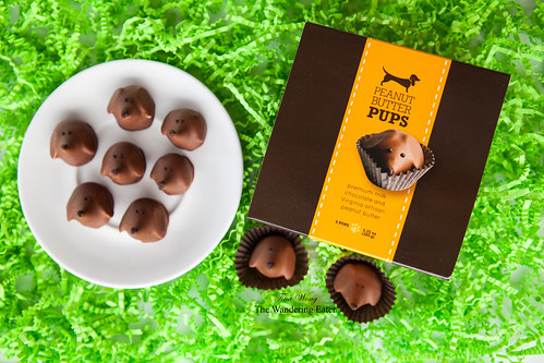 Gearhart's Chocolates: Peanut Butter Pups