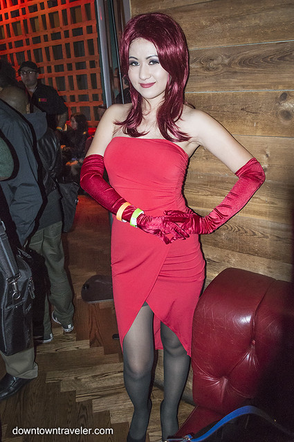 NY Comic Con Womens Costume Jessica Rabbit