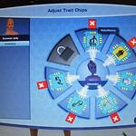 adjust trait chips