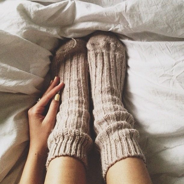 Daisybutter - UK Style and Fashion Blog: cable knit socks