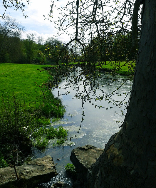 Jardin anglais flickr photo sharing for Jardin anglais rambouillet