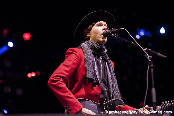 Beck @ Treasure Island Music Festival, SF 10/20/13