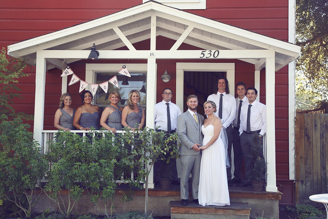 Paso Robles Wedding