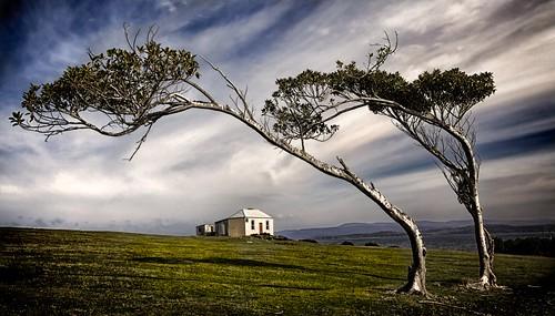 Hunt's Cottage, Maria Island, Tasmania